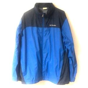 Men's Columbia full zip